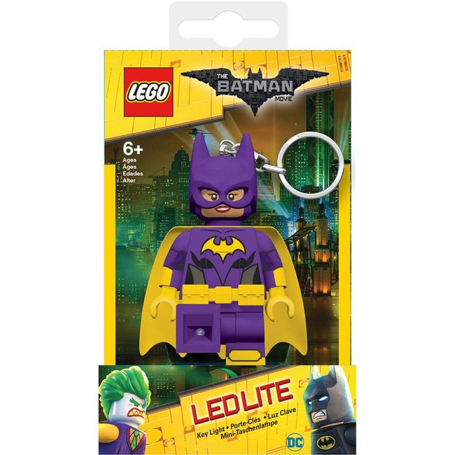 LEGO Lego Batman Movie Mini-Flashlight with Keychains Batgirl