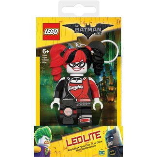 LEGO Lego Batman Film Mini-Taschenlampe Schlüsselanhänger mit Harley Quinn