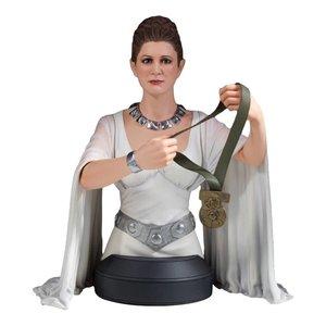 Star Wars A New Hope Bust 1/6 Leia Hero of Yavin 17 cm