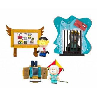 McFarlane South Park Micro Construction Set Wave 1 Sortiment (3)