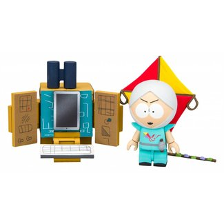 "McFarlane South Park Micro Construction Set - ""The Human Kite"" Kyle with Supercomputer"