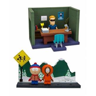McFarlane South Park Small Construction Set Wave 1 Assortment (2)