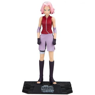 McFarlane Naruto Shippuden Color Tops Action Figure Sakura