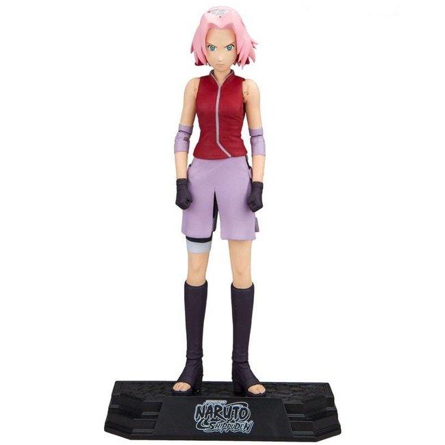 McFarlane Naruto Shippuden Color Tops Action Figure Sakura