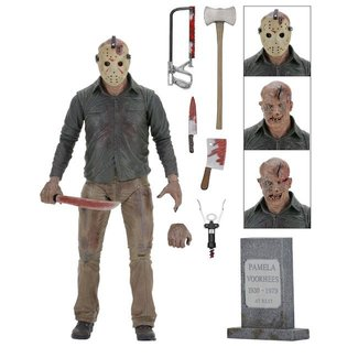 NECA  Friday the 13th Part 4 Action Figure Jason