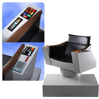 Quantum Mechanix Star Trek TOS: Captain's Chair 1:6 scale Replica