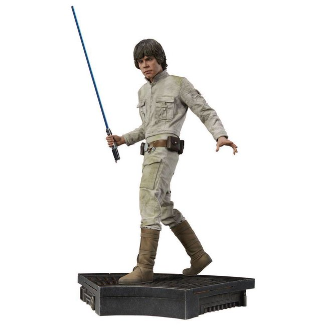 Sideshow Collectibles Star Wars Episode V Premium Format Figur Luke Skywalker