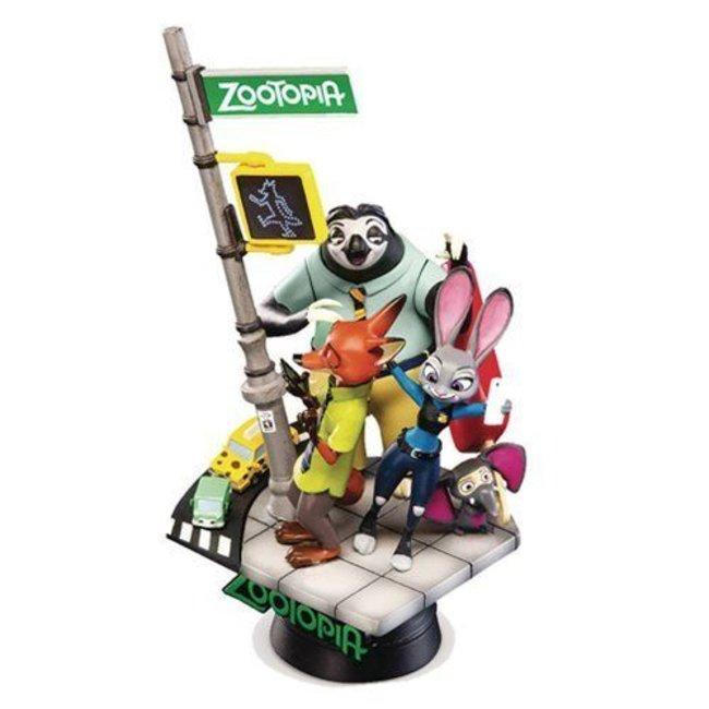Beast Kingdom Disney Select: Zootopia Diorama
