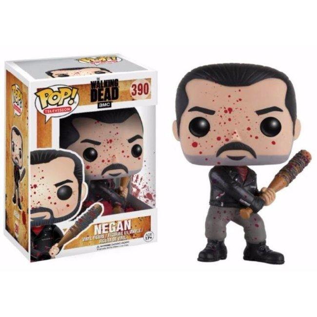 Funko Walking Dead POP! Fernsehen Vinyl Figur Blutige Negan