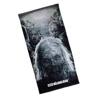 The Walking Dead Zombie Cotton Towel