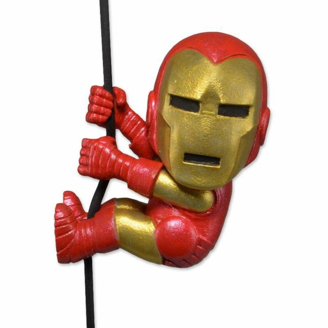 NECA  Scalers Mini Figures 5 cm Iron Man (Marvel Comics)