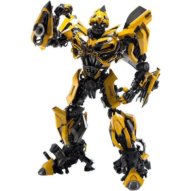 threeA Toys Transformers The Last Knight Action Figure 1/6 Bumblebee 38 cm