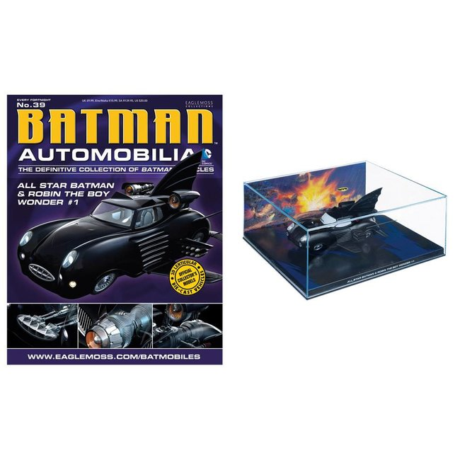 Eaglemoss Collections Automobilia Collection #39