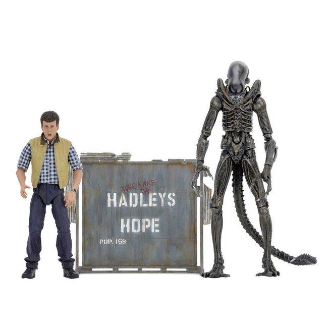 NECA  Aliens Action Figure 2-Pack Hadley's Hope