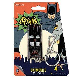 Classic 1966 TV Keychain - Batmobile