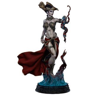 Sideshow Collectibles Court of the Dead Premium Format Figure Gethsemoni Shaper of Flesh