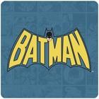 Batman Onderzetter Set Logo (6)