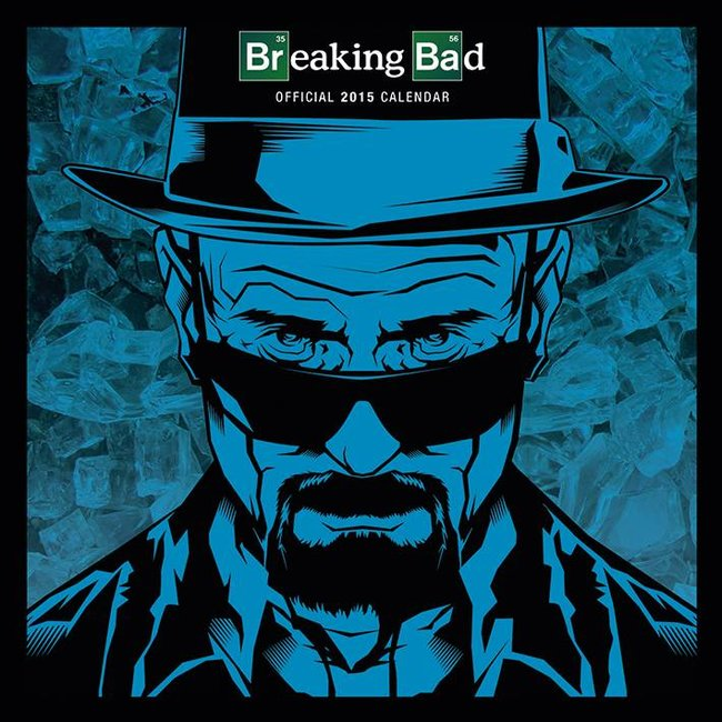 Breaking Bad Calendar 2015 *English Version*