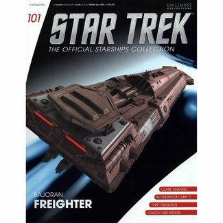 Eaglemoss Collections Star Trek Official Starships Collection #101