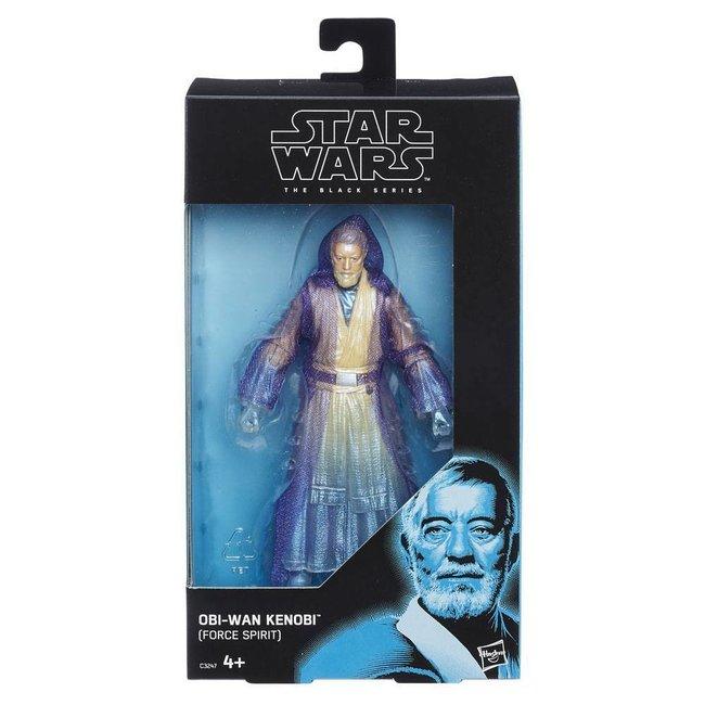 Hasbro Star Wars Black Series Action Figure 2017 Obi-Wan Kenobi (Force Spirit) Exclusive 15 cm