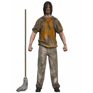 McFarlane The Walking Dead TV Version Action-Figur Heiland Prisoner Daryl 18cm