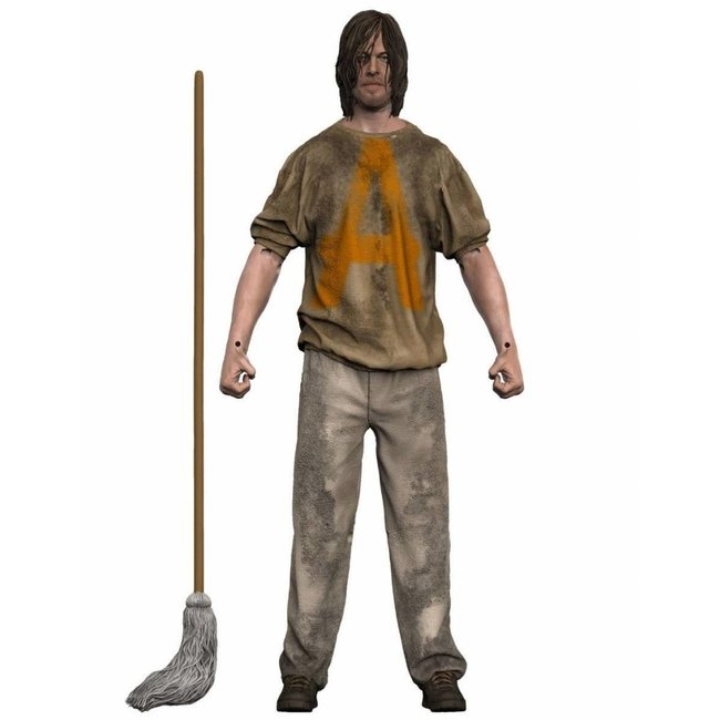 McFarlane The Walking Dead TV Version Action-Figur Heiland Prisoner Daryl 18cm