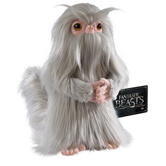 Noble Collection Fantastic Beasts Collectors Plush Figure Demiguise