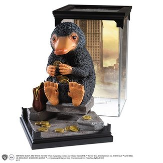 Noble Collection Fantastic Beasts Magical Creatures Statue Niffler