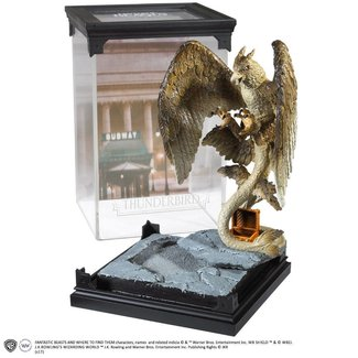 Noble Collection Fantastic Beasts Magical Creatures Statue Thunderbird