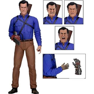 NECA  Ash vs. Evil Dead Action Figure Ultimate Ash