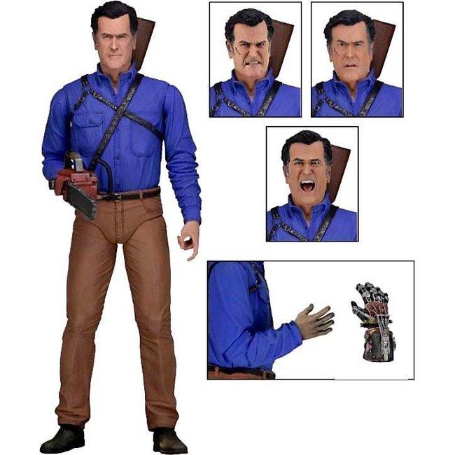 NECA  Ash vs. Evil Dead Action Figure Ultimate Ash