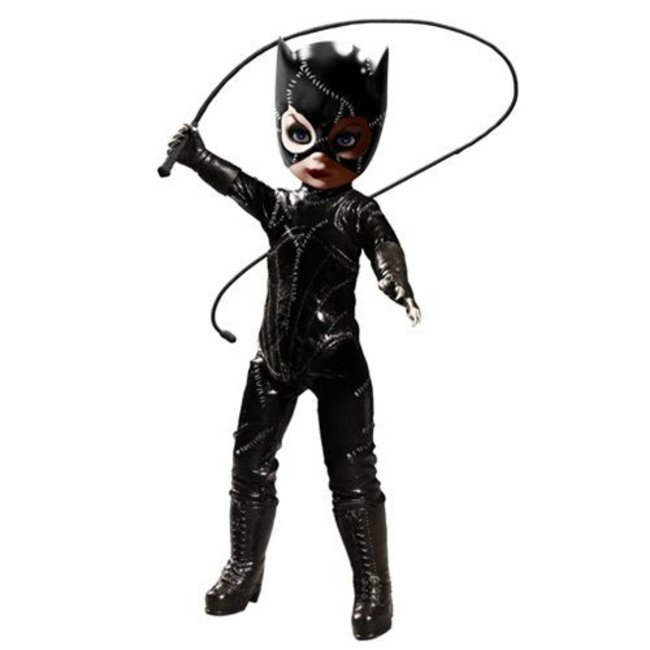 Mezco Toys Batman Returns Living Dead Dolls Presents Doll Catwoman 25 cm