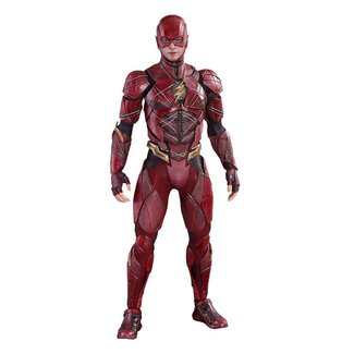 Hot Toys Justice League Movie Masterpiece Action Figure 1/6 The Flash 30 cm