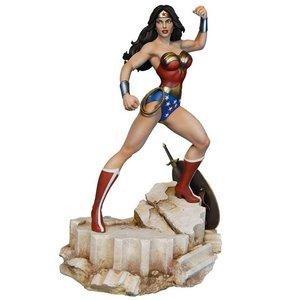 DC Comic Super Powers Collection Maquette Wonder Woman 34 cm