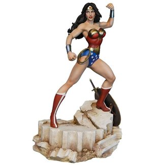Tweeterhead DC Comic Super Powers Collection Maquette Wonder Woman 34 cm