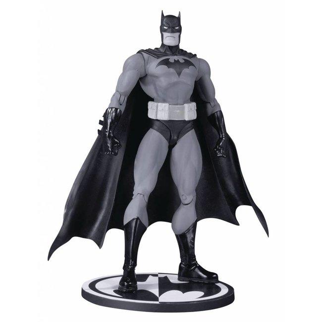 DC Collectibles Batman Black & White Action Figure Hush Batman by Jim Lee 17 cm