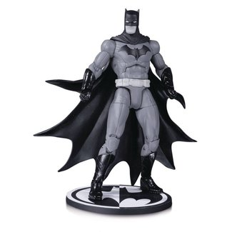 DC Collectibles Batman Black & White Action Figure Batman by Greg Capullo 17 cm