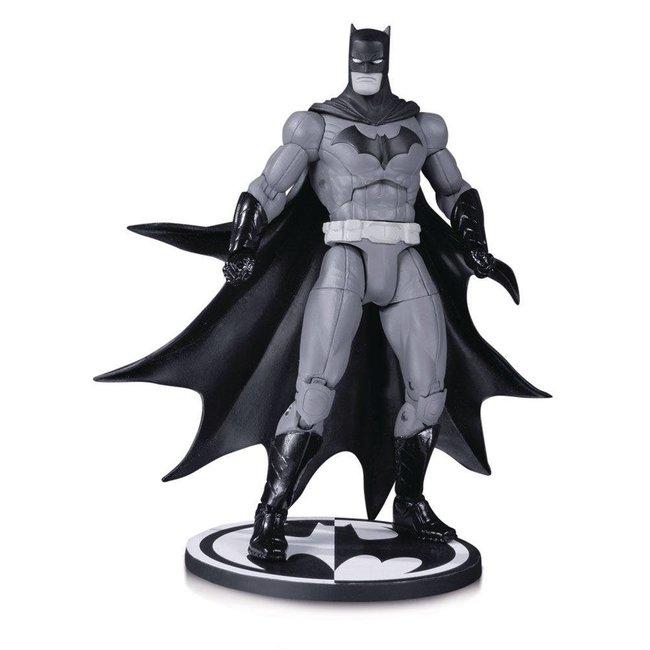DC Collectibles Batman Black & White Action Figure Batman by Greg Capullo 17 cm