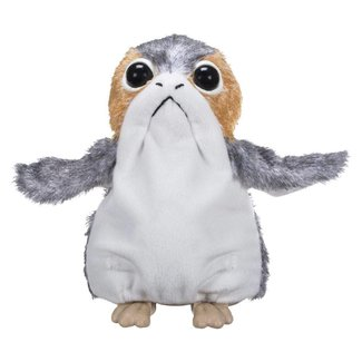 Star Wars Episode VIII Interactive Plüschfigur PORG