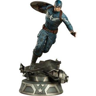 Sideshow Collectibles Captain America The Winter Soldier Premium Format Figure Captain America