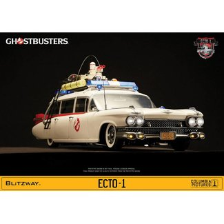 Blitzway Ghostbusters Vehicle 1/6 ECTO-1 1959 Cadillac