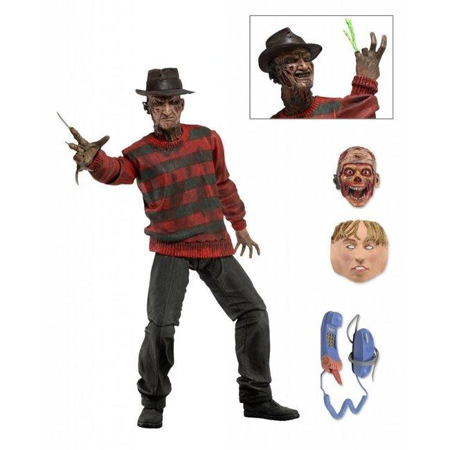 NECA  Nightmare on Elm Street AF 30th Anniversary Ultimate Freddy Krueger