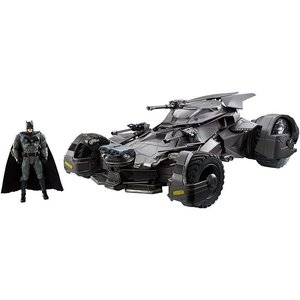 Justice League - Ultimate Remote Control 1:10 Batmobile Vehicle + Figure