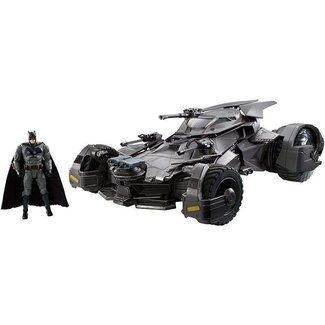 Justice League - Ultimate Remote Control 1:10 Batmobile Vehicle + Figure