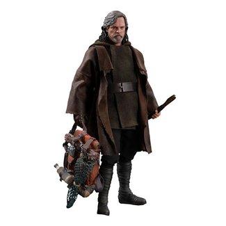 Hot Toys Star Wars Episode VIII MMS AF 1/6 Luke Skywalker Deluxe Version