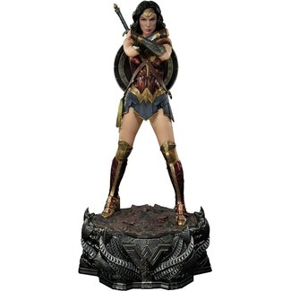Prime 1 Studio Justice League Statue Wonder Woman 85 cm