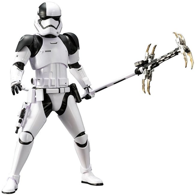 Kotobukiya  Star Wars Episode VIII ARTFX+ Statue 1/10 First Order Stormtrooper Executioner 27 cm