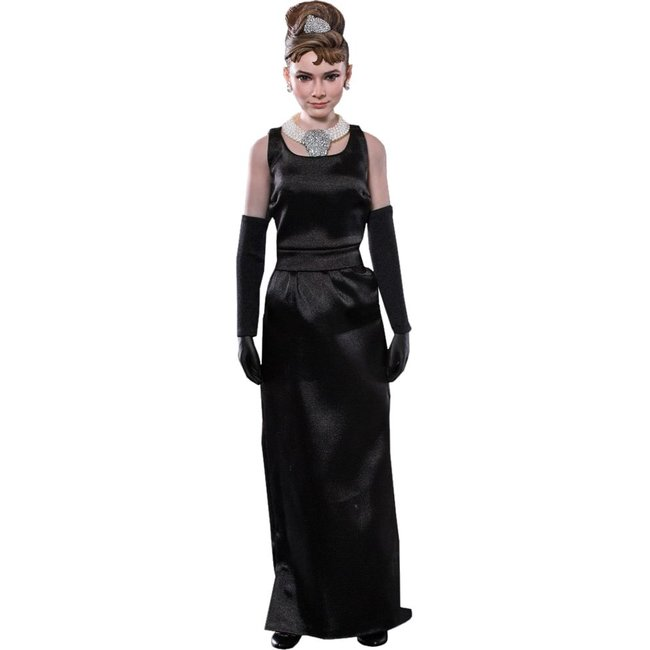 Star Ace Toys Breakfast at Tiffany's MFL Action Figure 1/6 Holly Golightly (Audrey Hepburn) Deluxe Version 29 cm
