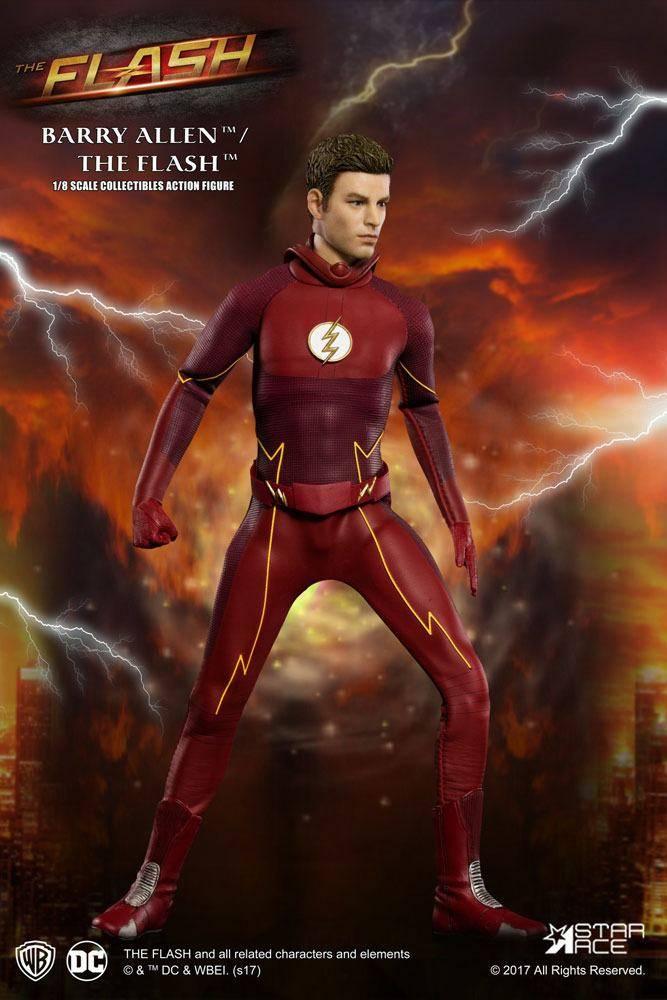 Master Series Matthew Jordan Smith Explains Lighting: The Flash Real Master Series Action Figure 1/8 Flash