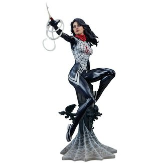 Sideshow Collectibles Marvel Comics Mark Brooks Artist Series Statue Silk 39 cm